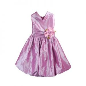 dress linen silk