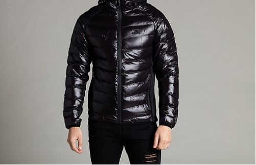 jacket padded