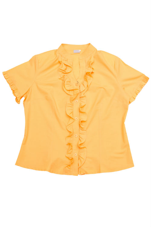 blouse silk