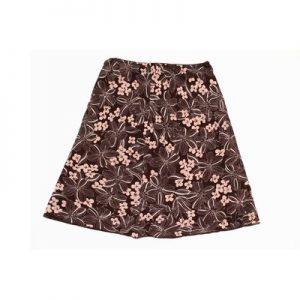 skirts linen silk