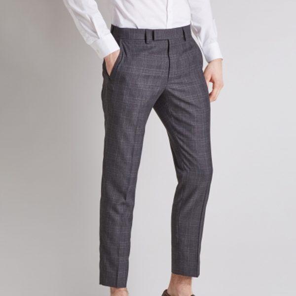 Trousers Silk