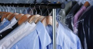 Dry-Cleaning collection London