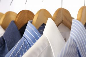 Luxury dry cleaner London