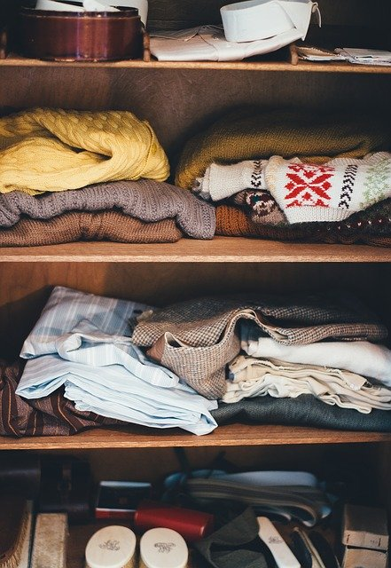 How To Effectively Store Clothes